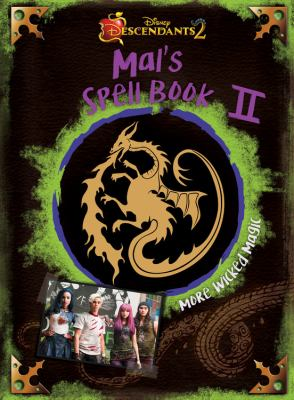 Cover image for Mal's spell book II : more wicked magic