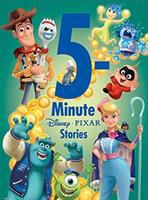 Cover image for 5-minute Disney-Pixar stories.