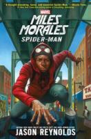 Cover image for Miles Morales spider-man.