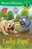 Cover image for Lucky pups!