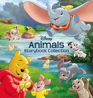 Cover image for Disney animals storybook collection.