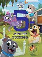 Cover image for Disney Junior puppy dog pals 5-minute stories