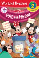 Cover image for Vote for Minnie