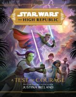 Cover image for A test of courage