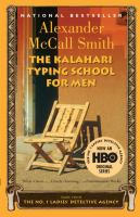 Cover image for The Kalahari typing school for men