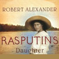 Cover image for Rasputin's daughter