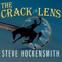 Cover image for The crack in the lens