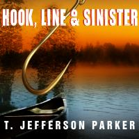 Cover image for Hook, line & sinister mysteries to reel you in