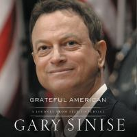 Cover image for Grateful american a journey from self to service.