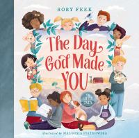 Cover image for The day God made you for little ones
