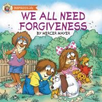Cover image for We all need forgiveness