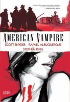 Cover image for American vampire