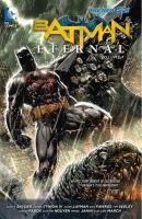 Cover image for Batman Eternal
