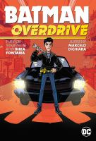 Cover image for Batman Overdrive