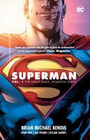 Cover image for Superman. The unity saga : Phantom Earth