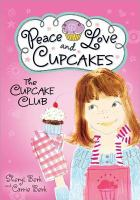 Cover image for Peace, love and cupcakes