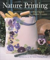 Cover image for Nature printing