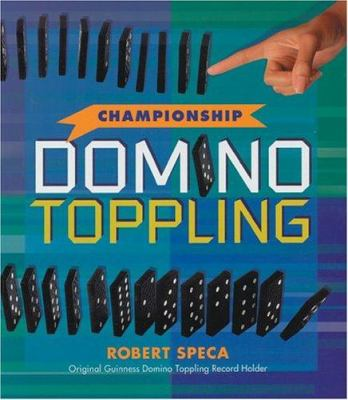 Cover image for Championship domino toppling