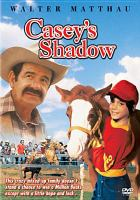 Cover image for Casey's shadow
