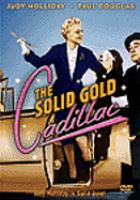 Cover image for The solid gold Cadillac