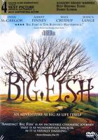 Cover image for Big fish