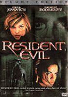 Cover image for Resident evil