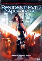 Cover image for Resident evil : Apocalypse