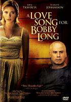 Cover image for A love song for Bobby Long