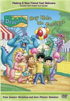 Cover image for Dragon tales Say hola to Enrique