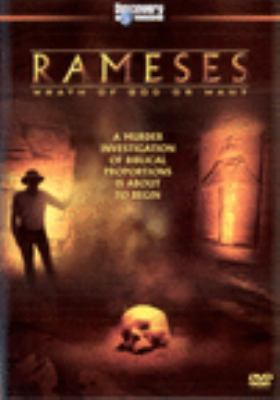 Cover image for Rameses Wrath of god or man?
