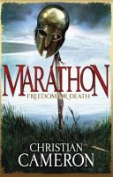 Cover image for Marathon : freedom or death