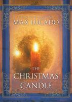 Cover image for The Christmas candle