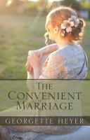 Cover image for The convenient marriage