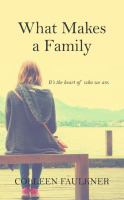 Cover image for What makes a family