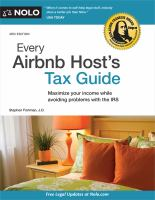 Cover image for Every Airbnb host's tax guide