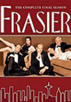 Cover image for Frasier The complete final season