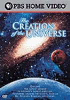 Cover image for The creation of the universe