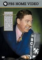 Cover image for Huey Long