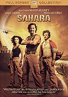 Cover image for Sahara