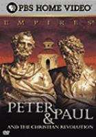 Cover image for Peter and Paul and the Christian revolution
