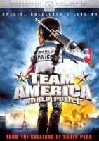 Cover image for Team America world police