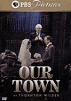 Cover image for Our town
