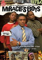 Cover image for Miracle's boys