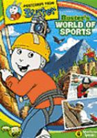 Cover image for Postcards from Buster. Buster's world of sports