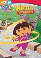 Cover image for Dora the explorer World adventure!