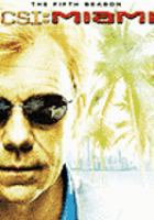 Cover image for CSI: Miami, crime scene investigation The fifth season