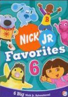 Imagen de portada para Nick Jr. favorites. 6