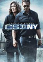 Cover image for CSI: NY, crime scene investigation The fifth season