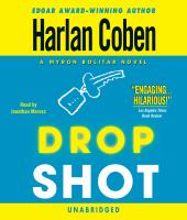 Cover image for Drop shot 2nd in the Myron Bolitar series