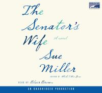 Cover image for The senator's wife
